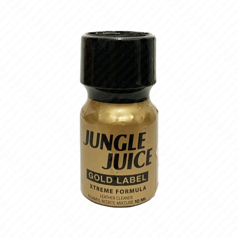 Poppers Jungle Juice Gold - 10ml