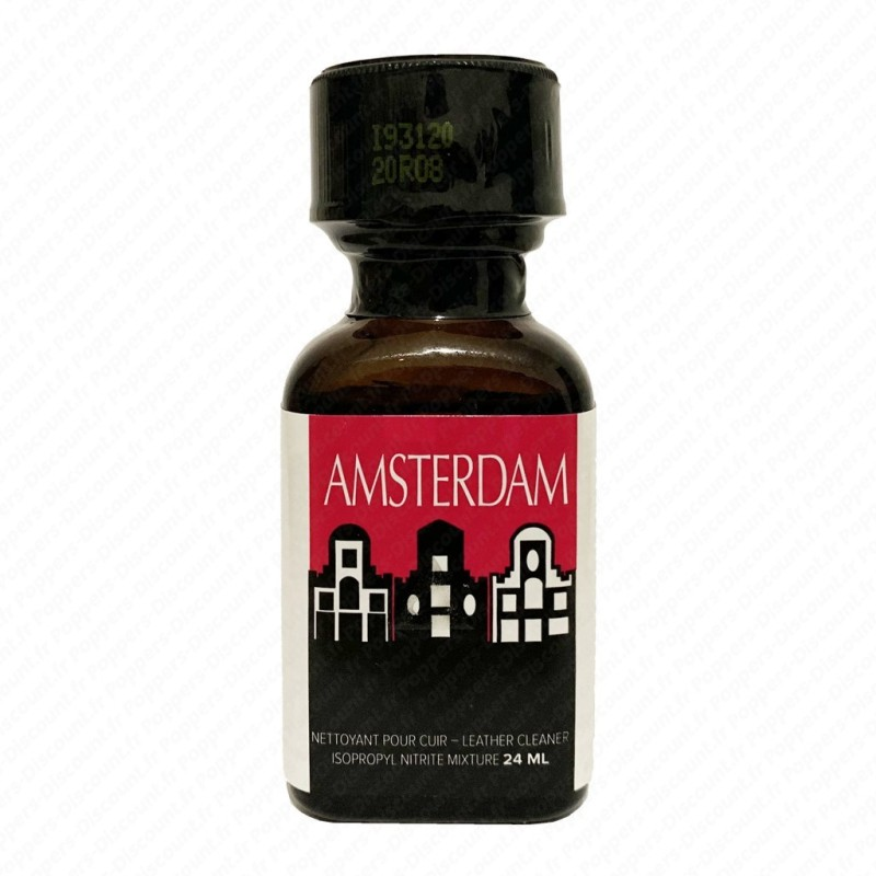Poppers Amsterdam - 24ml