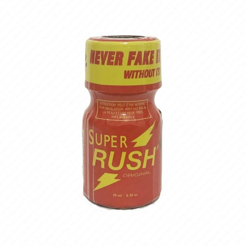 Poppers Super Rush Original - 10ml