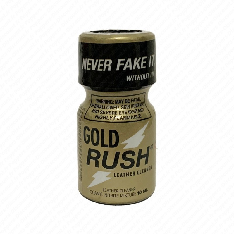 Poppers Rush Gold - 10ml