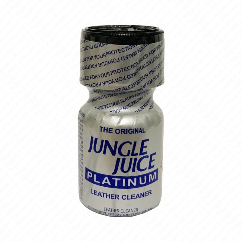Poppers Jungle Juice Platinum - 10ml