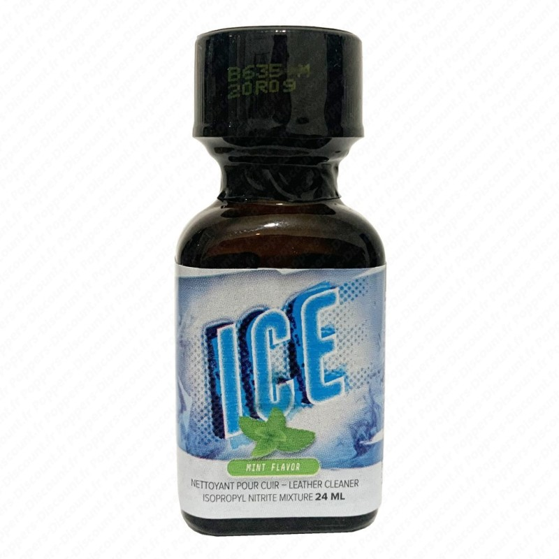 Poppers ICE Menthe - 24ml