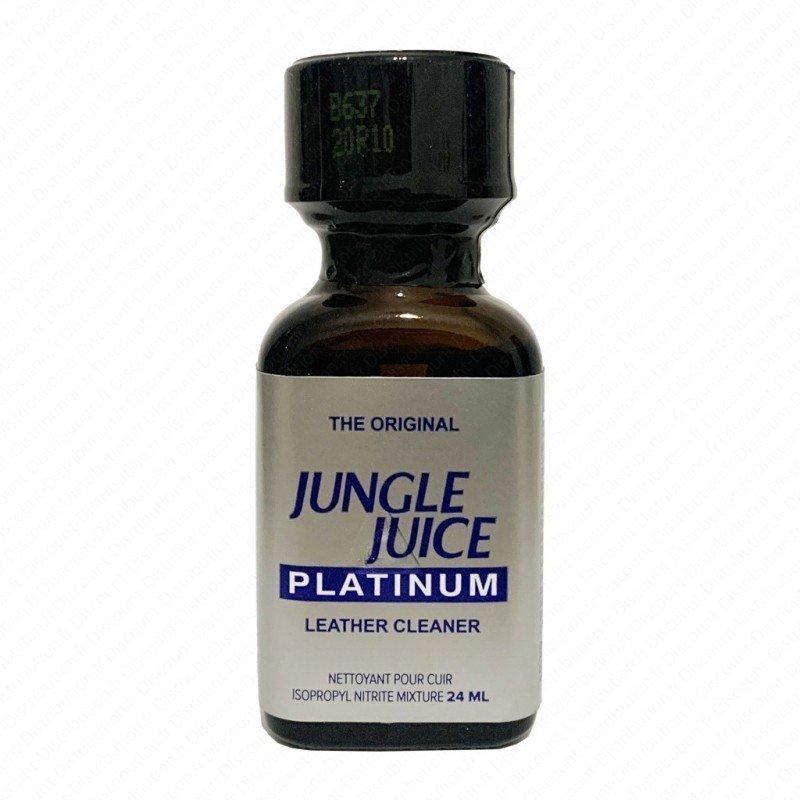 Poppers Jungle Juice Platinum - 24ml
