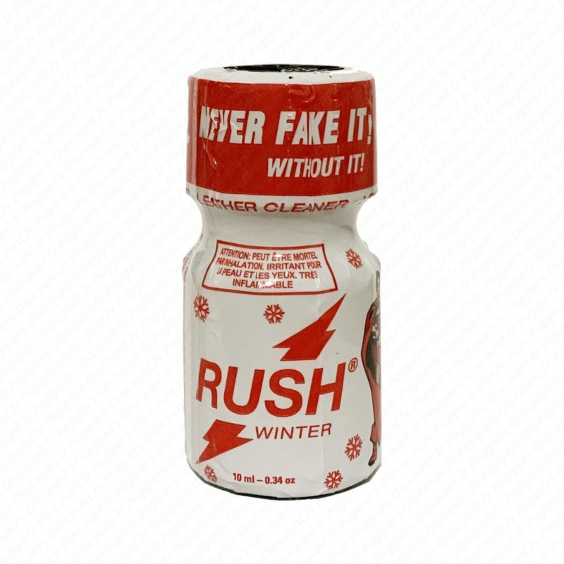 Poppers Rush Winter - 10ml