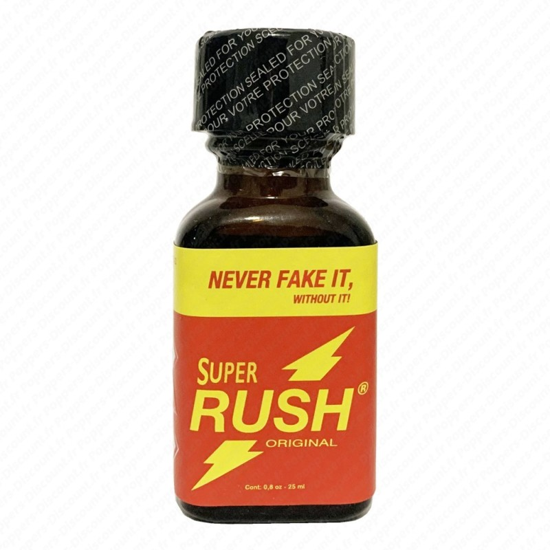 Poppers Super Rush - 24ml