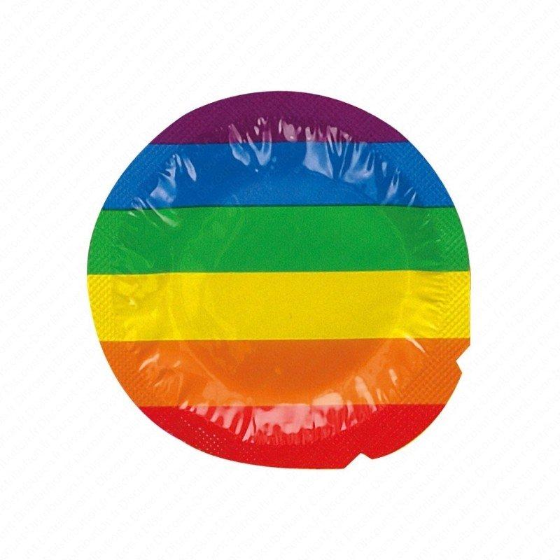 Préservatifs Préservatifs - Rainbow