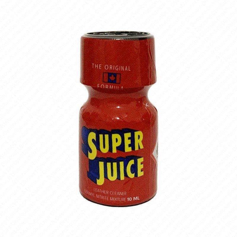 Poppers Super Juice - 10ml