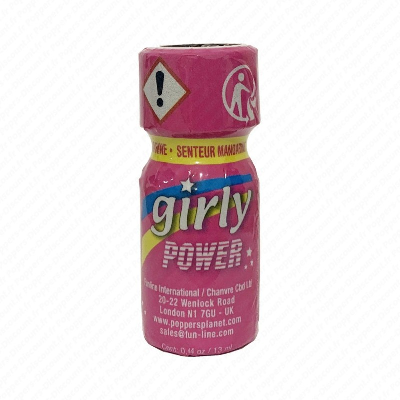 Poppers Girly Power - 13ml