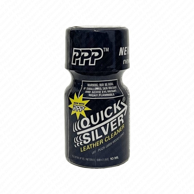 Poppers Quicksilver - 10ml