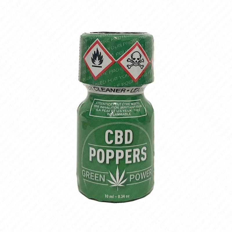 Poppers CBD Poppers - 10ml