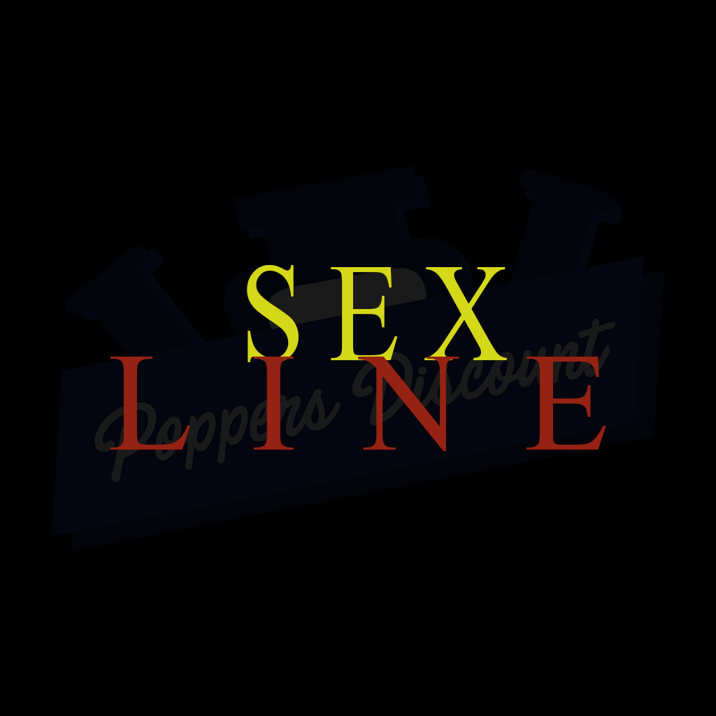 Poppers Sex Line